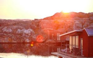 Nordiska Akvarellmuséet är en av alla platser som rekommenderas ett besök om du vill åka på bilsemester i Sverige.