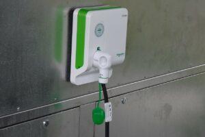 Ladda hemma-stödet kan ge dig rabatt på installation av laddbox för din elbil. Ladda elbil hemma tryggt och säkert.